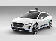 Waymo and Jaguar partner for IPace, a selfdriving