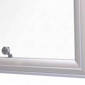 Cadre Photo Sur Pied : vitrine sur pied double face cadre color pro signalisation ~ Teatrodelosmanantiales.com Idées de Décoration