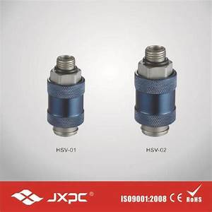 China Pneumatic Manual Slide Control Air Compressor Valve