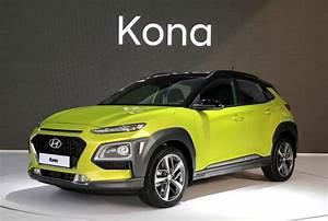 Hyundai Kona 2018, una exótica y audaz SUV para los Millenial Lista de Carros