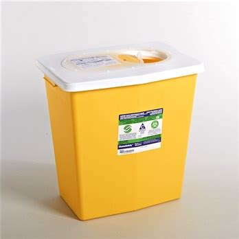 gallon covidien chemotherapy container stericycle