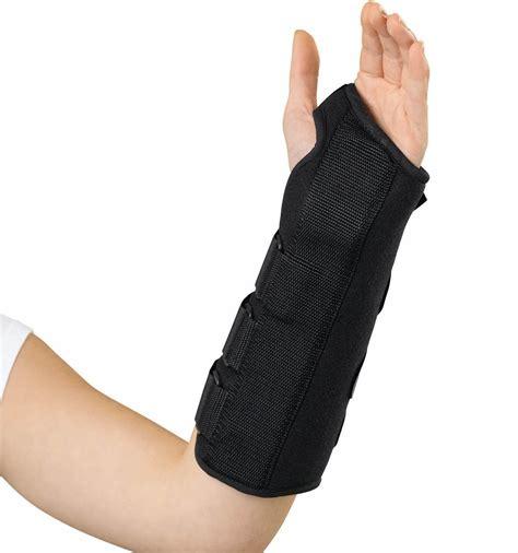 Amazoncom Medline Universal Wrist And Forearm Splint