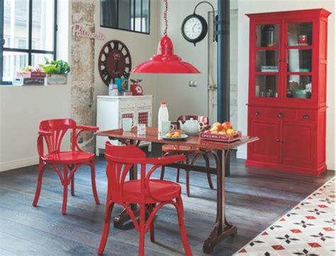 comptoir de cuisine maison du monde cuisine bistrot 23 idées déco pour un style bistrot