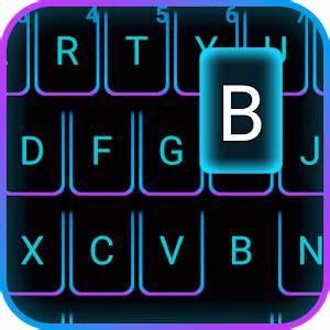 App Emoji Smart Neon keyboard APK for Windows Phone