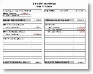 cash payment receipt sample bank reconciliation template project management
