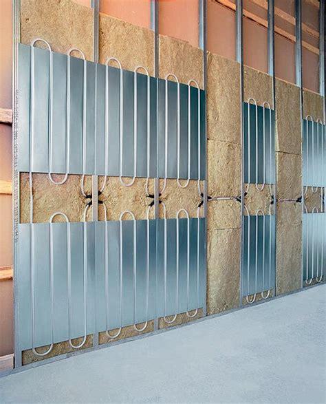 Wandheizung Strahlungswaerme Aus Der Wand by Wandheizungen W 228 Rme Aus Der Wand