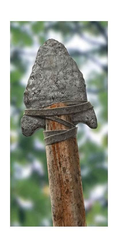 Stone Age Tools Weapons Prehistoric Flint Bronze