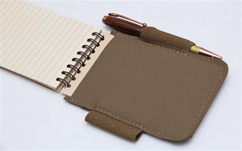 msm notebook cover mil spec monkey store