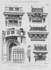 Architecture Neo Classique : motifs d 39 architecture moderne noe l architects ~ Melissatoandfro.com Idées de Décoration