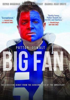 patton oswalt big fan big fan by robert siegel patton oswalt kevin corrigan