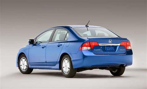 2015 Honda Civic Hybrid Car Prices Review
