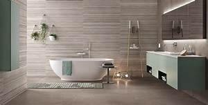 carrelage ideal pour une salle de bains zen espace With carrelage salle de bain zen