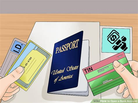 The Easiest Way To Open A Bank Account  Wikihow. Miracle Signs. Open House Signs Of Stroke. Bronchopulmonary Signs. Safari Signs Of Stroke. Ring Signs. President Signs. Bacterial Infection Signs. Printables Signs Of Stroke