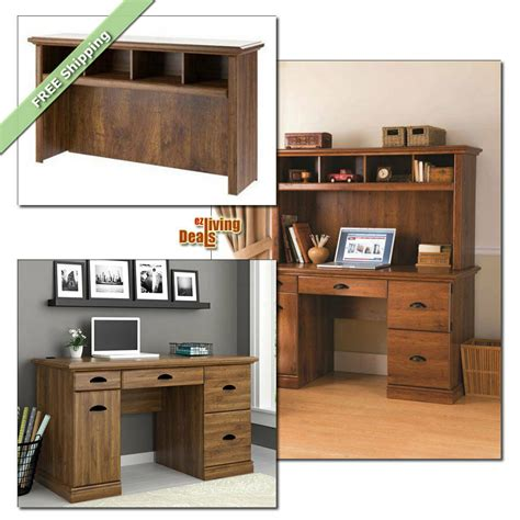 Office Desk Storage by Computer Desk With Storage Home Office Furniture Wood