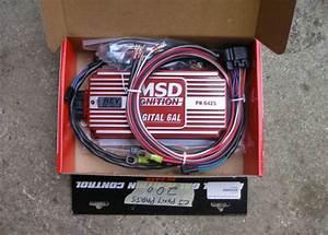 Mustang Msd 6al Ignition Box  1965
