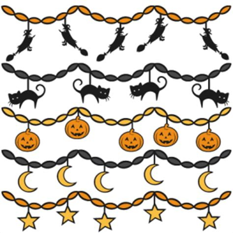 Download 44,000+ royalty free halloween banner vector images. Halloween Party Banners SVG scrapbook files SVG cutting ...
