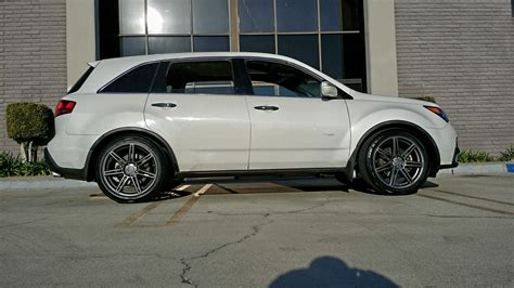 pics of 2nd generation mdx with aftermarket rims page 39