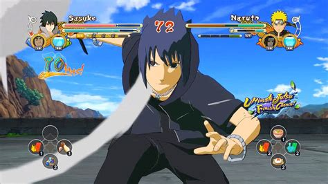 naruto ultimate ninja storm  full burst sao black