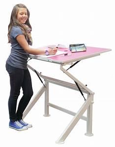 Schreibtisch Kinder Höhenverstellbar : schreibtisch f r kinder und jugendliche leuwico zippo ~ Lateststills.com Haus und Dekorationen