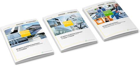Handbuch Geneigtes Dach by Drei Neue Essmann Handb 252 Cher Zu Flachdach Fenster Und Fassade
