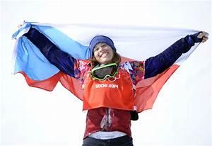 Olympics: Snowboarding-Ladies' Snowboard Cross Finals ...