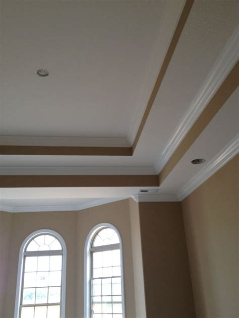 Double Tray Ceilings In Master Bedroom To Date Progress