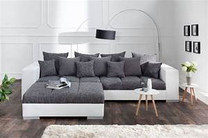 Big Sofa L : xxl sofa in einzigartigem design riess ~ Pilothousefishingboats.com Haus und Dekorationen