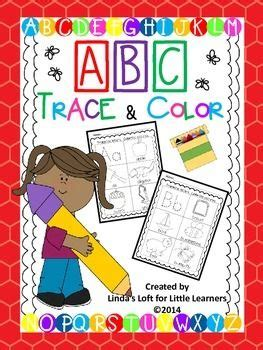 beginning sounds trace  color printables  images