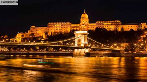 Lights Of Budapest Timelapse Video In 4k By Zoltan Vegh