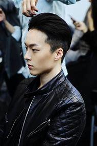 Short Asian Hairstyle Men