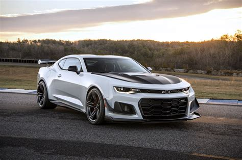 2018 Chevrolet Camaro Zl1 1le Revealed  Gm Authority