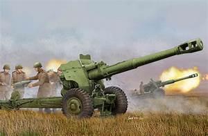 1:35 Trumpeter Soviet D-20 152mm Towed Gun-Howitzer - TR02333