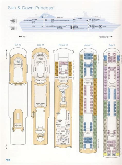 Princess Deck Plan Pdf by Woodwork Cabin Plan Sea Princess Pdf Plans