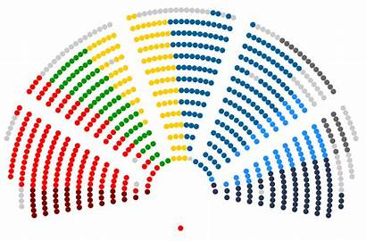 Parliament Svg European Political Composition Groups Commons