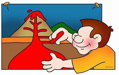 Volcano Clipart Science Clip Earth Integrated Geologist
