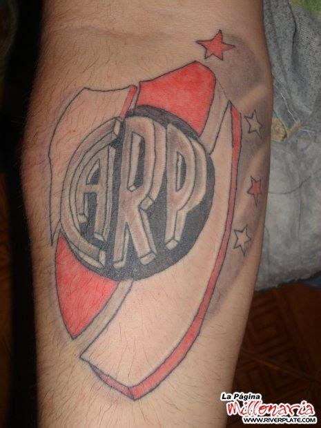Tatuajes de River Plate + mi tatuaje megapost Imáge