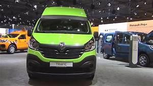 Trafic Renault 2017 : renault trafic comfort l2h2 energy dci 125 2017 exterior and interior in 3d youtube ~ Medecine-chirurgie-esthetiques.com Avis de Voitures
