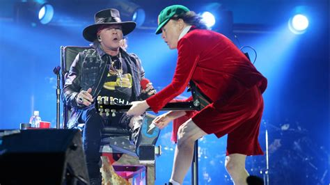axl rose und ac dc rumor ac dc will record the new album with axl rose on vocals