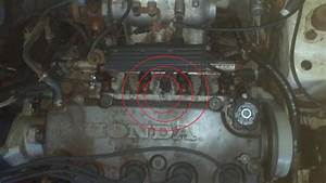 98 Civic Ex D16y8 - Vacuum Line  I Think  Question - Honda-tech