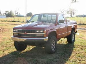 89 Chevy Swb 4x4 3 U0026quot  Lift 35 U0026quot  Mt U0026 39 S Nice Truck