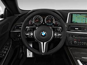 Image: 2018 BMW M6 Convertible Steering Wheel, size: 1024