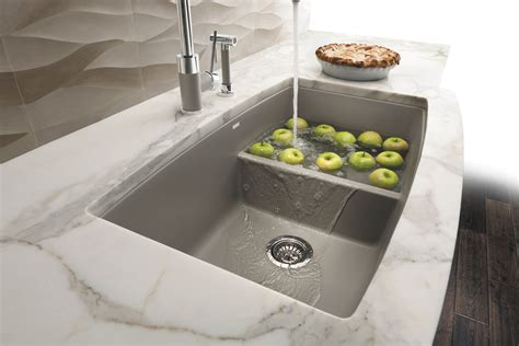 Kitchen Sinks : Blanco Undermount Kitchen Sinks Trends 2017