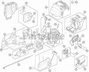 34 Troy Bilt String Trimmer Parts Diagram