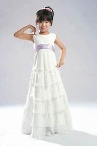 1000 images about robes de filles d39honneur on pinterest With robe fille 7 ans