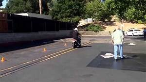 Honda Ruckus Ca Dmv Motorcycle License Driving Test