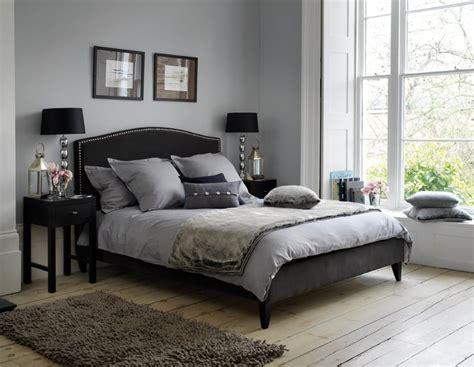 Chambre Contemporaine Grise - chambre grise un choix original et judicieux pour la