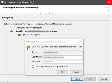 Office 365 Mail Thunderbird by Microsoft Outlook Can Only Connect To Office 365 Using