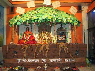 11 best about ganapati decoration on