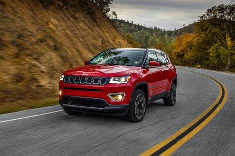 jeep compass sport 2018 2018 jeep compass suv pricing for sale edmunds