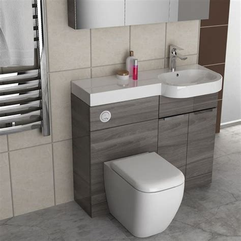 Small Bathroom Vanity Sink Combo by 20 Toilet And Sink Combos For Tiny Bathroom Solutions